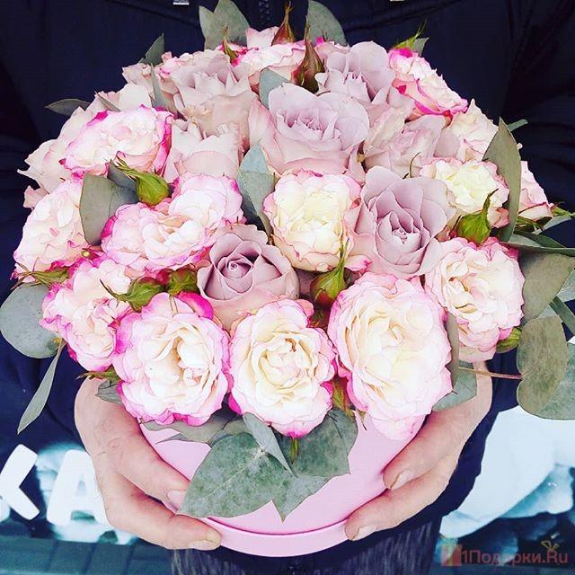 цветы и подарки на 8 марта