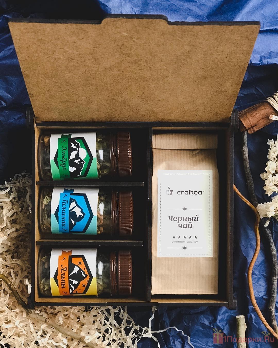 чайный набор в подарок и что подарить близкому человеку