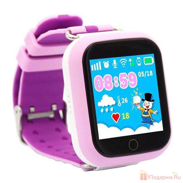 шпионские часы для девочки