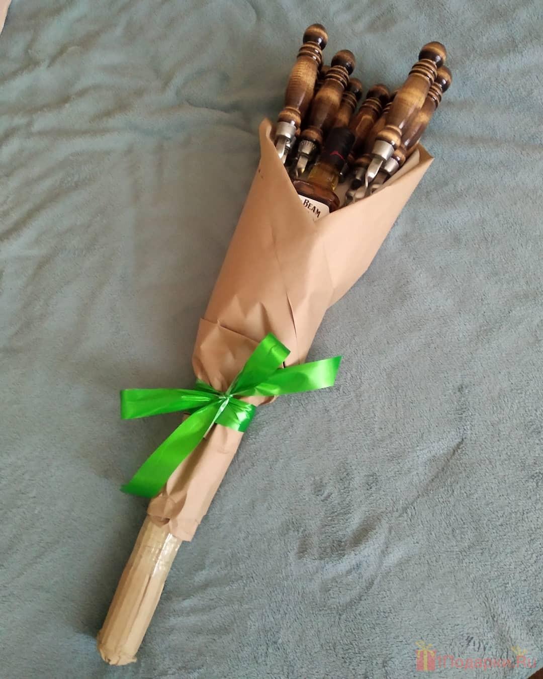 шампуры или что подарить на 1 мая
