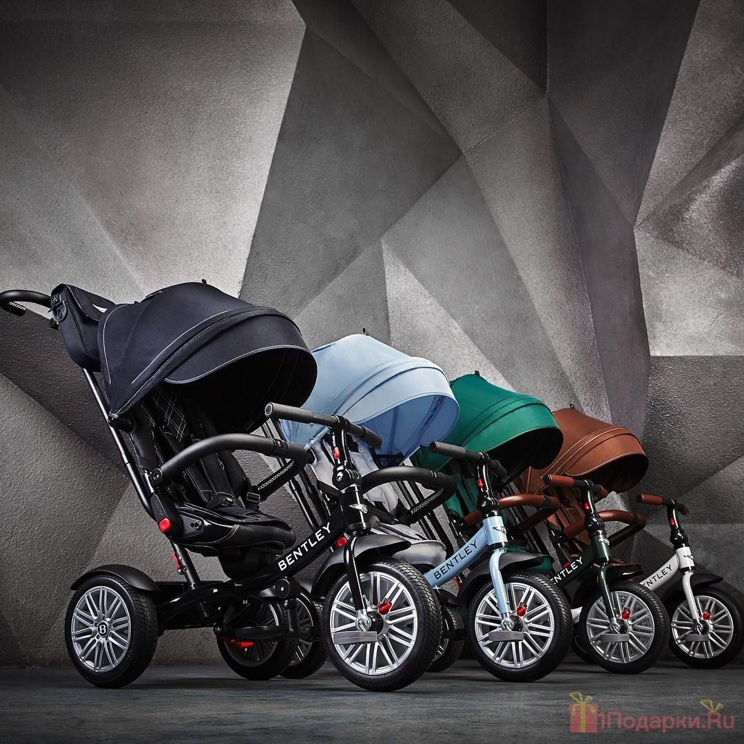трехколесный велосипед как подарок ребенку