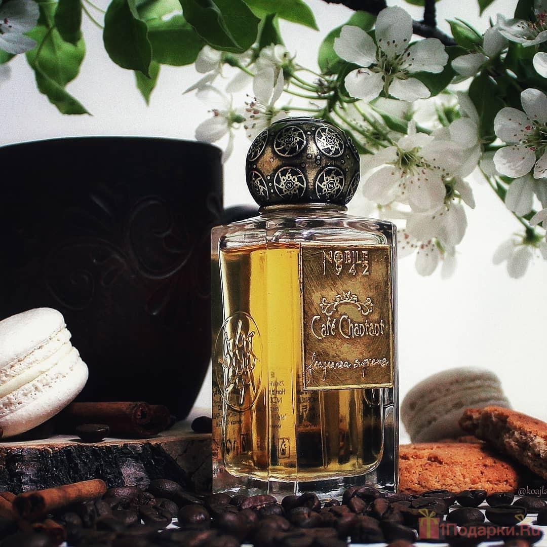 парфюм для тещи