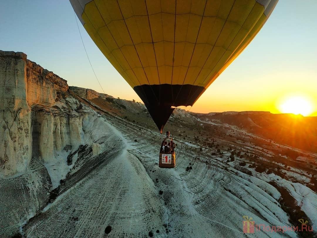 что подарить на 55 лет воздушный шар