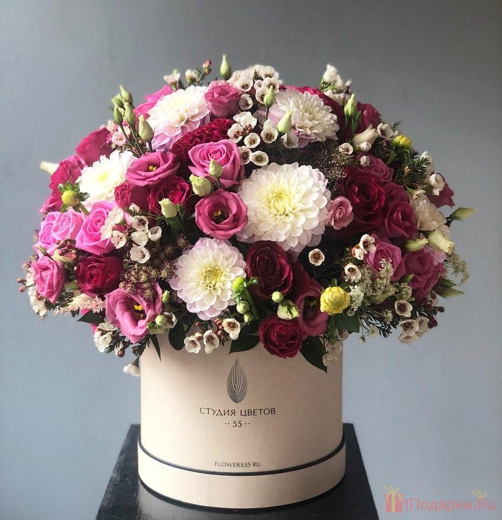букет цветов на новоселье