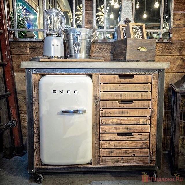подарочный мини холодильник