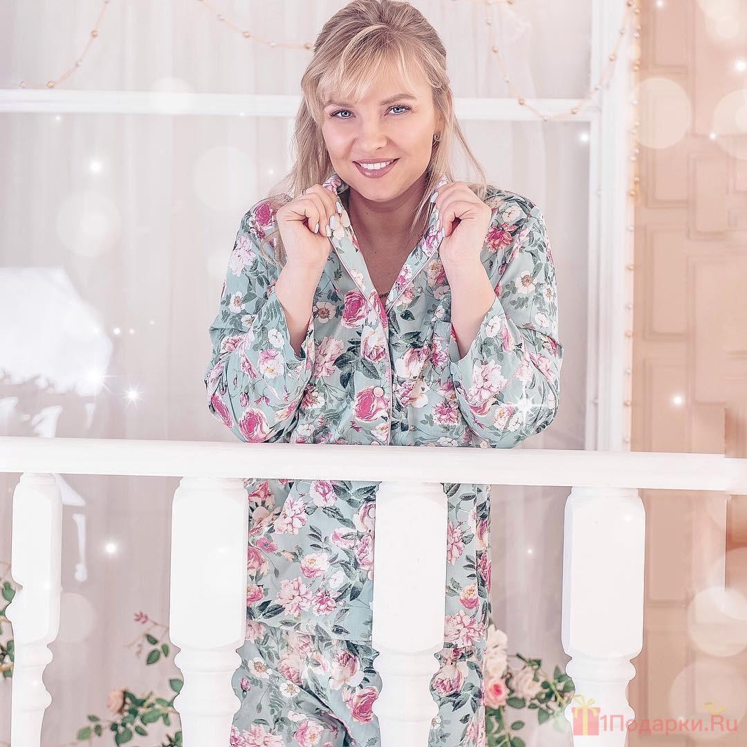 пижама на новый год