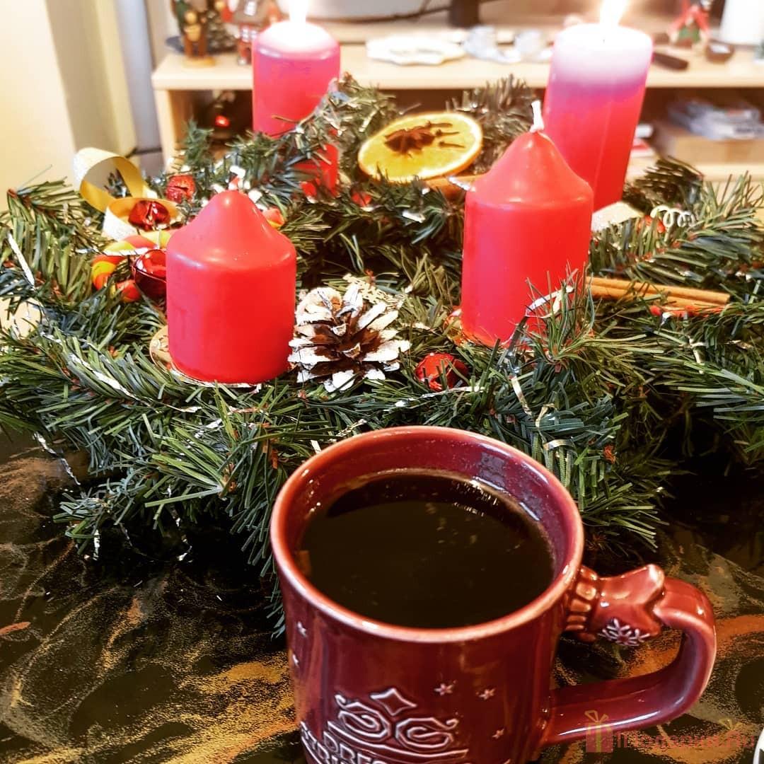 рождественское горячее вино