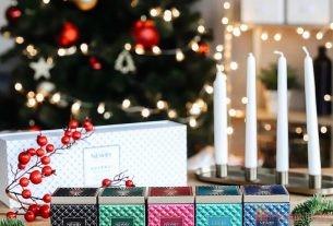 Что подарить на Новый год любителям чая