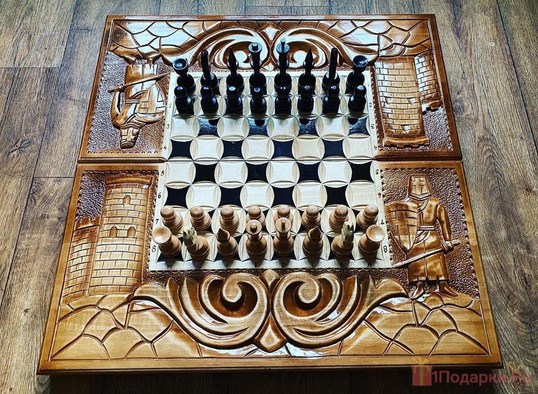 шахматы на день рождения