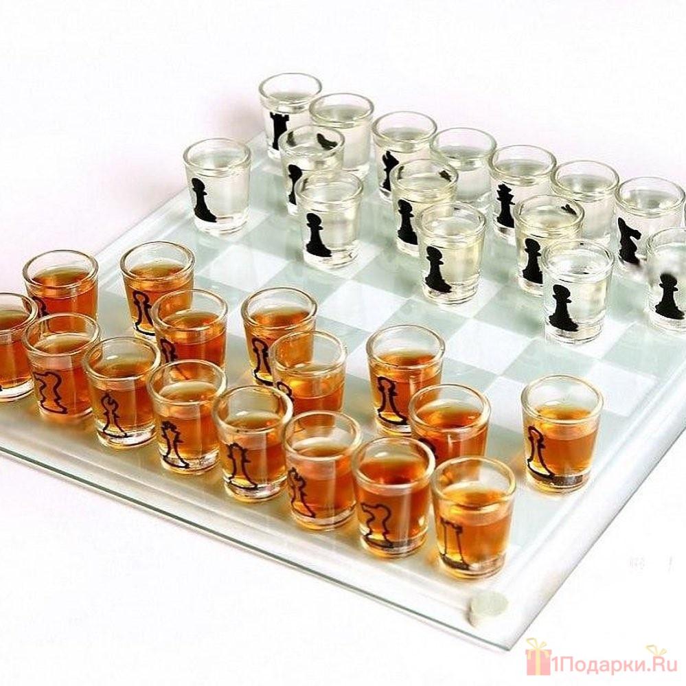 пьяные шахматы на день рождения сестры