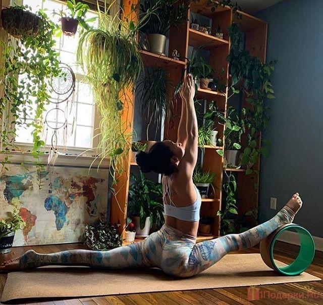 подарок любителю йоги
